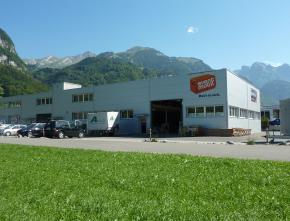 Gewerbehalle Aawasserstrasse, Dallenwil