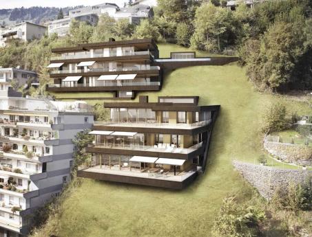 Luxuriöse 3.5 Zimmer-Attika-Wohnung