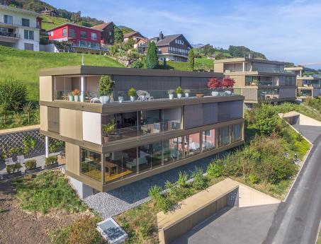 Elegante 4.5 Zimmer-Wohnung für höchste Ansprüche