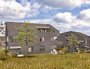Überbauung Wydmühleweg in Eschenbach